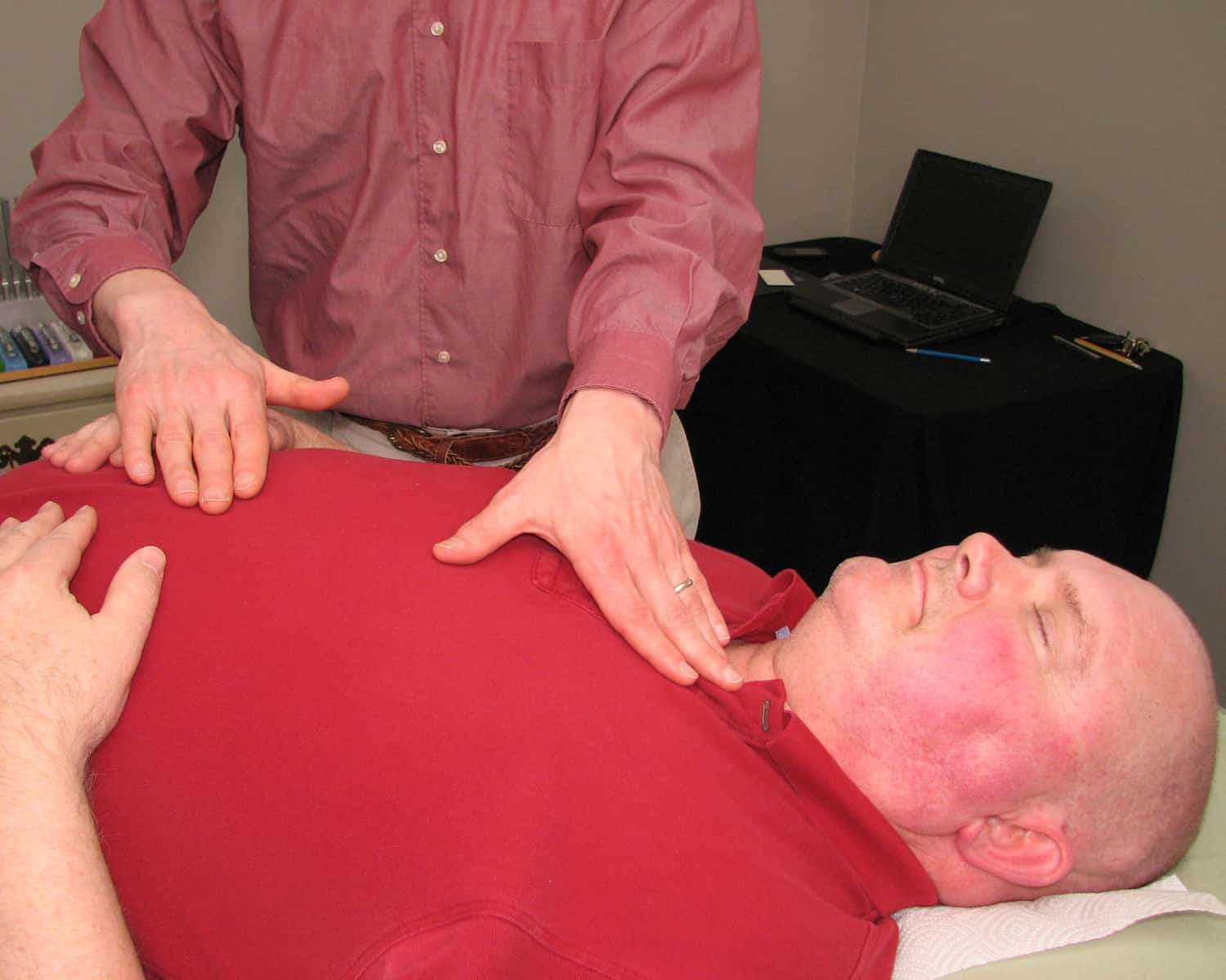 About Energy Kinesiology